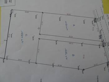 Terrain 1554 m2