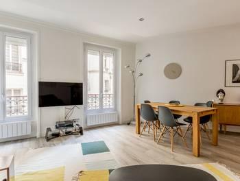 Appartement 3 pièces 72,44 m2