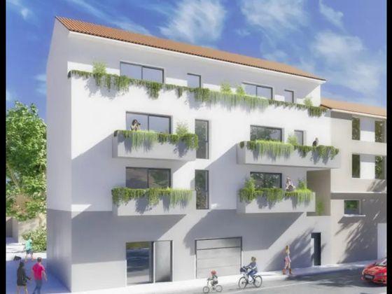 Vente appartement 37 m2