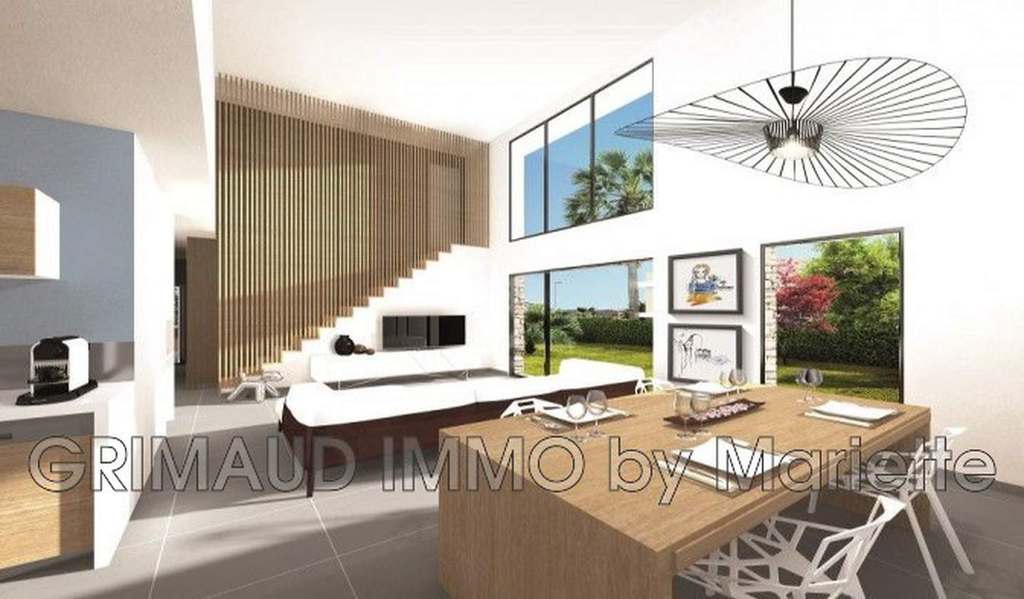 Apartment with terrace and pool Les issambres