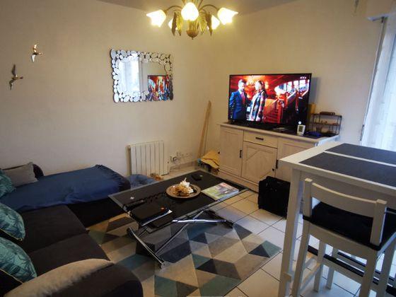 Vente appartement 2 pièces 34,42 m2