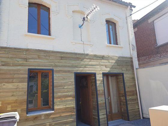Vente maison 4 pièces 55 m2