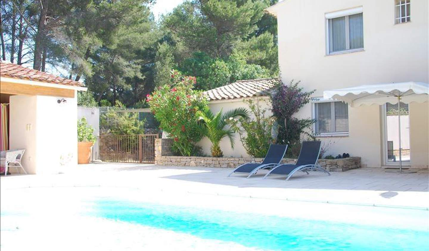 Villa with pool and terrace Sanary-sur-Mer