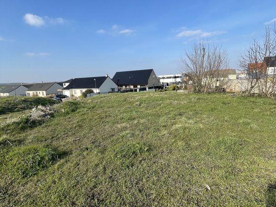 Vente terrain 628 m2