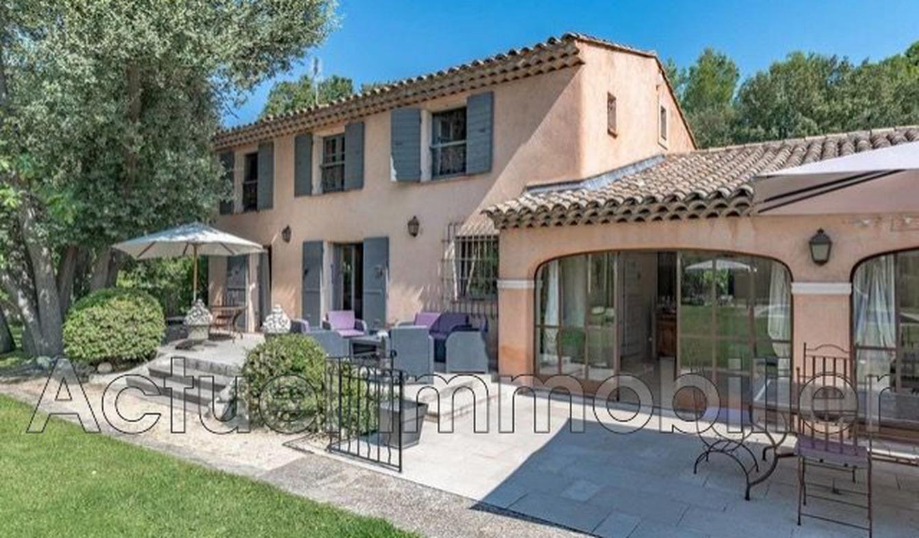 Maison avec piscine Aix-en-Provence
