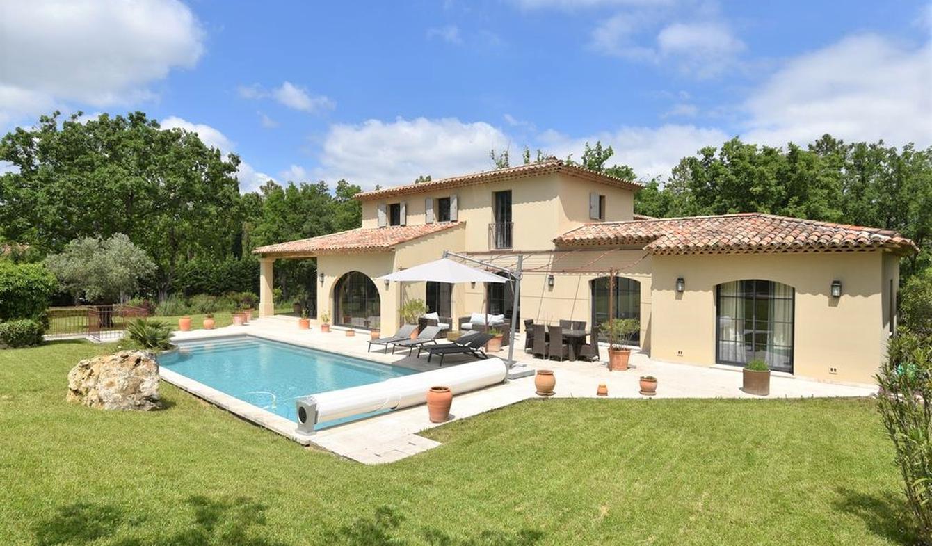 Villa avec piscine et jardin Fayence