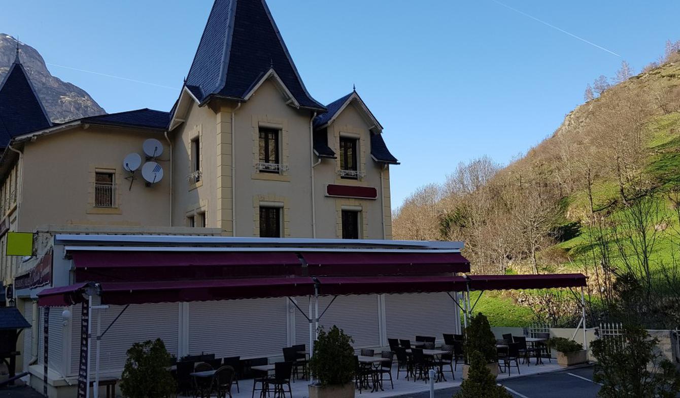 Hôtel particulier Luz-Saint-Sauveur