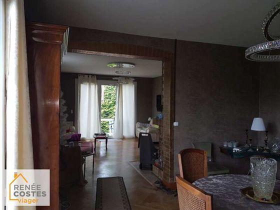 Vente viager 6 pièces 140 m2