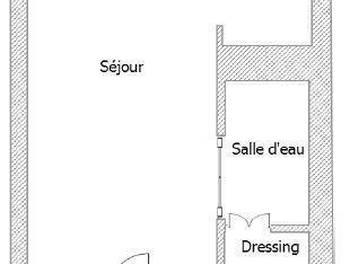 Studio 30,63 m2
