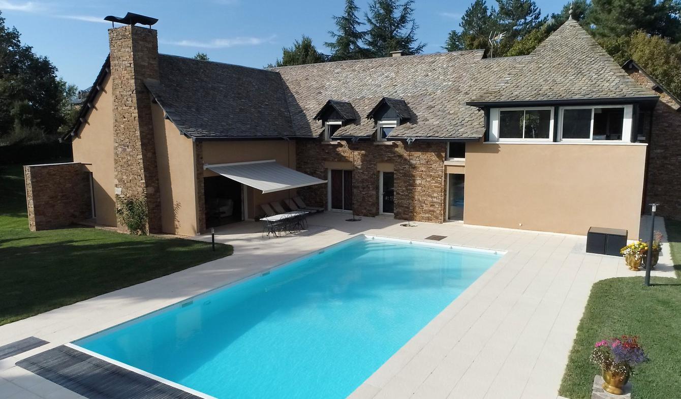 Maison avec piscine et terrasse Rodez