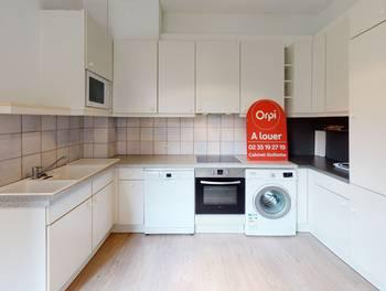 Appartement meublé 15,41 m2