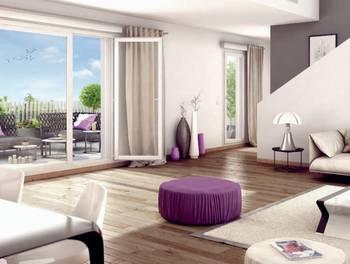 Appartement 4 pièces 90,48 m2