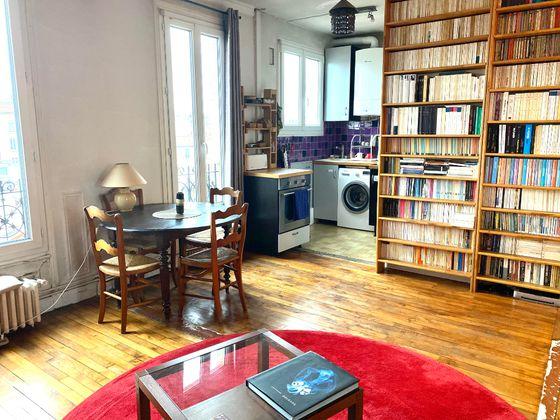 Location appartement 2 pièces 37,83 m2