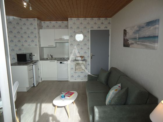 Vente studio 24,61 m2