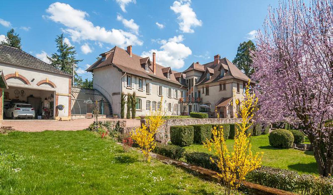 Maison Bourg-de-Thizy