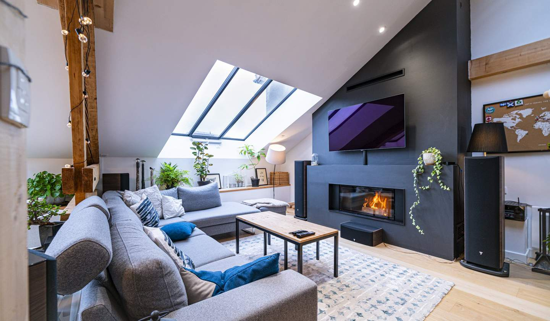 Loft avec terrasse Reims