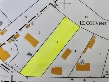 Terrain 1847 m2