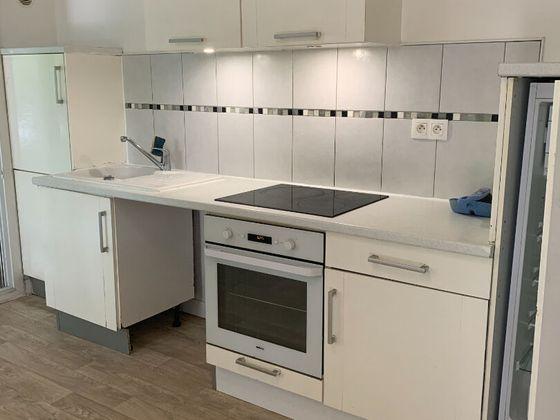 Location appartement 2 pièces 29,69 m2