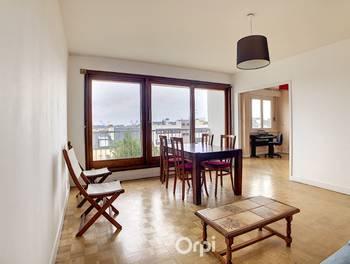 Appartement meublé 3 pièces 70,82 m2