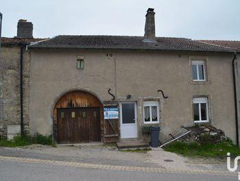 maison à Saint-Baslemont (88)