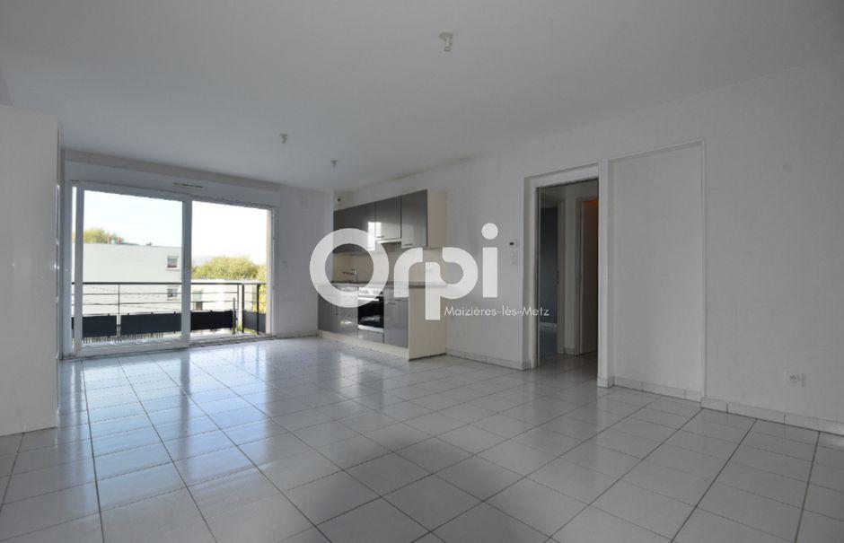 Location  appartement 2 pièces 51 m² à Maizieres-les-metz (57280), 630 €