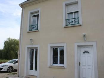 Maison 3 pièces 70,36 m2