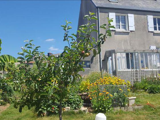 Vente maison 5 pièces 80 m2