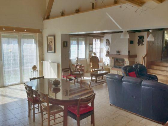 Vente maison 8 pièces 214 m2