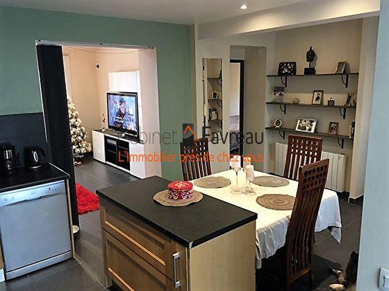 Vente maison 6 pièces 132,25 m2