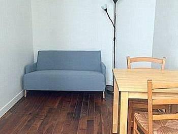 Appartement meublé 2 pièces 31,44 m2