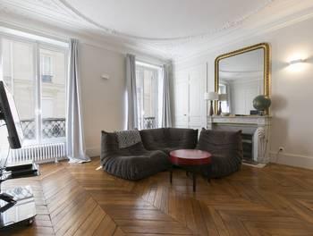 Appartement meublé 3 pièces 91 m2