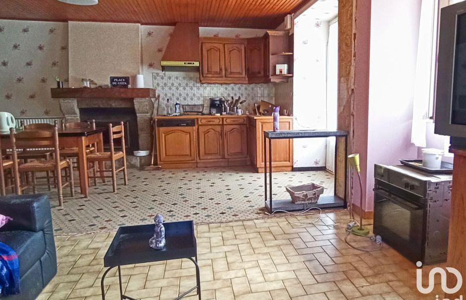 Vente maison 3 pièces 112 m² à Maure-de-Bretagne (35330), 87 500 €