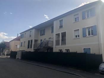 Duplex 3 pièces 60,9 m2
