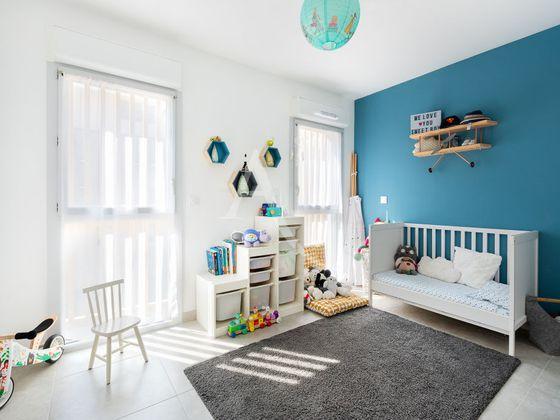 Vente appartement 3 pièces 75,4 m2