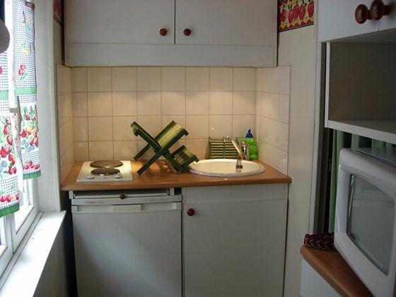Location appartement meublé 2 pièces 29,19 m2
