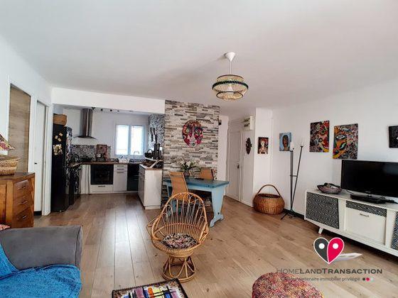 Vente maison 3 pièces 64,26 m2