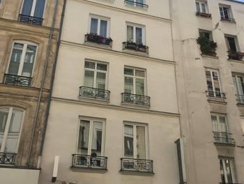 Appartement meublé 2 pièces 14,55 m2