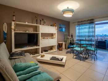 Appartement 2 pièces 43,64 m2