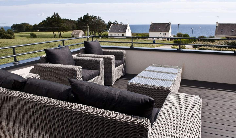 House with terrace Clohars-carnoet