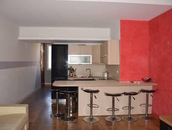 Appartement meublé 2 pièces 49,11 m2