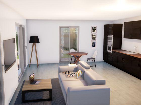 Vente maison 4 pièces 102,4 m2