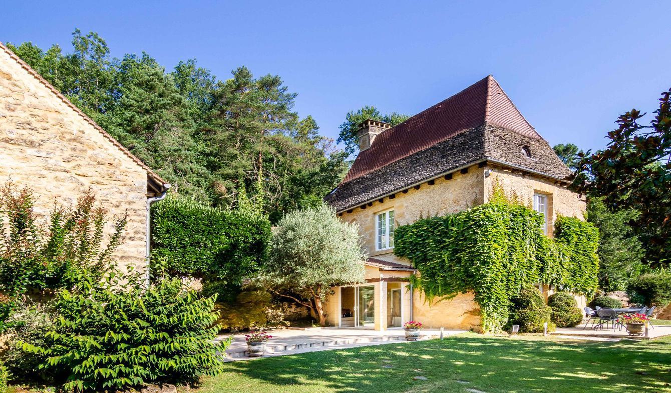Maison avec piscine et terrasse Sarlat-la-caneda