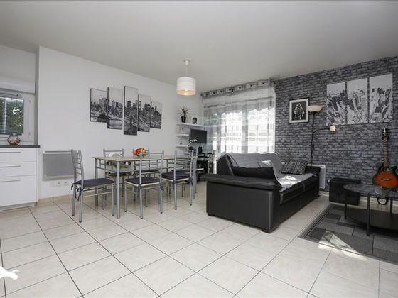 vente Appartement 3 pièces 64 m2 Tours