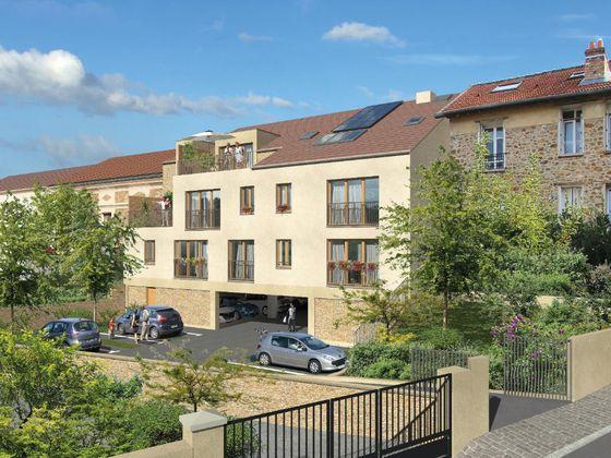 Vente appartement 3 pièces 55,3 m2