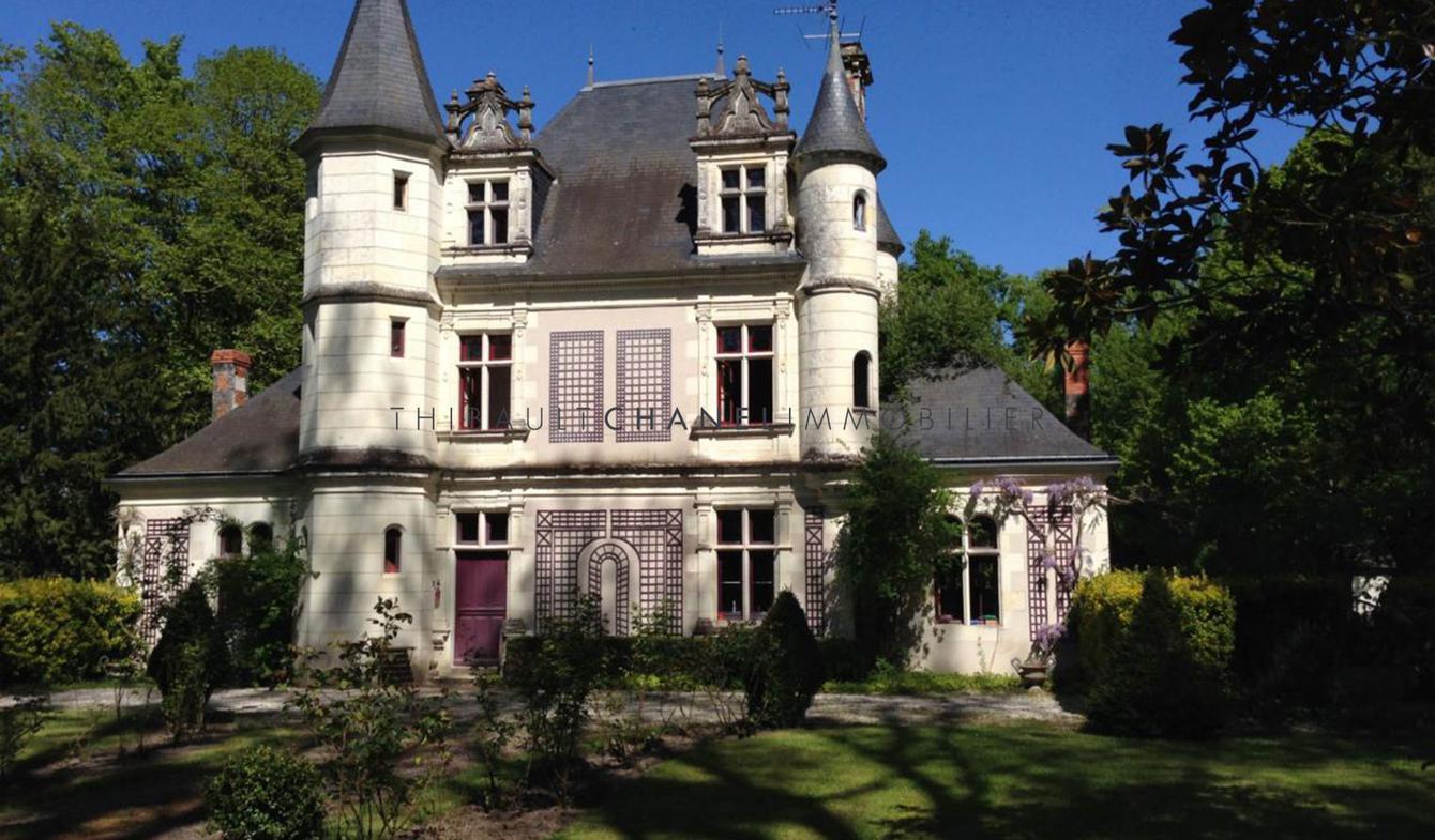 Manoir Champigny-sur-Veude