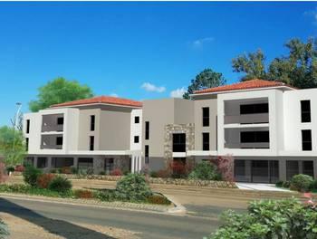 Appartement 2 pièces 42,94 m2