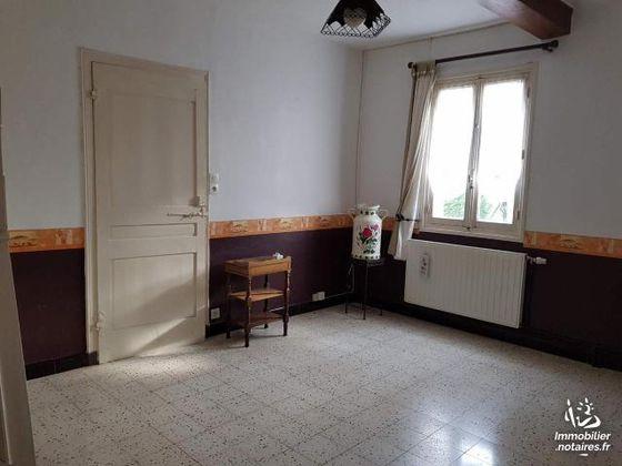 Vente maison 3 pièces 54,79 m2