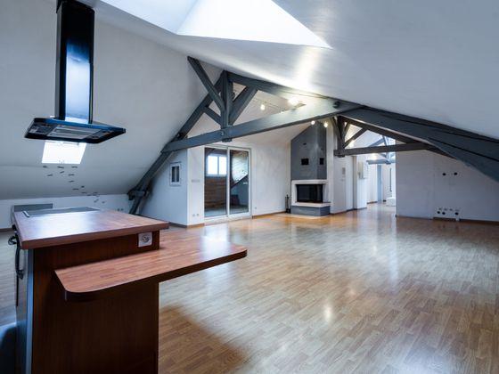 Vente appartement 4 pièces 107,67 m2