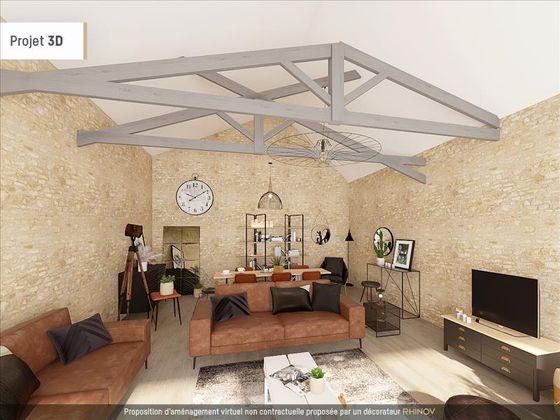 Vente maison 3 pièces 600 m2