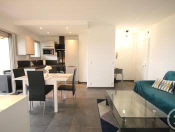 Appartement meublé 2 pièces 36,4 m2